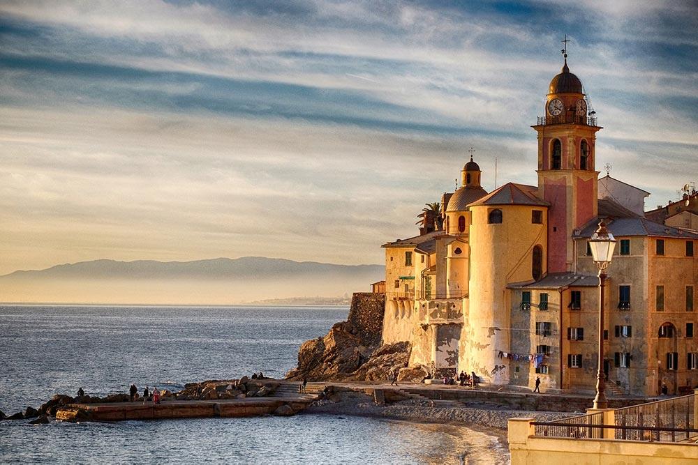 Camogli, Riviera ligure di Levante, Liguria