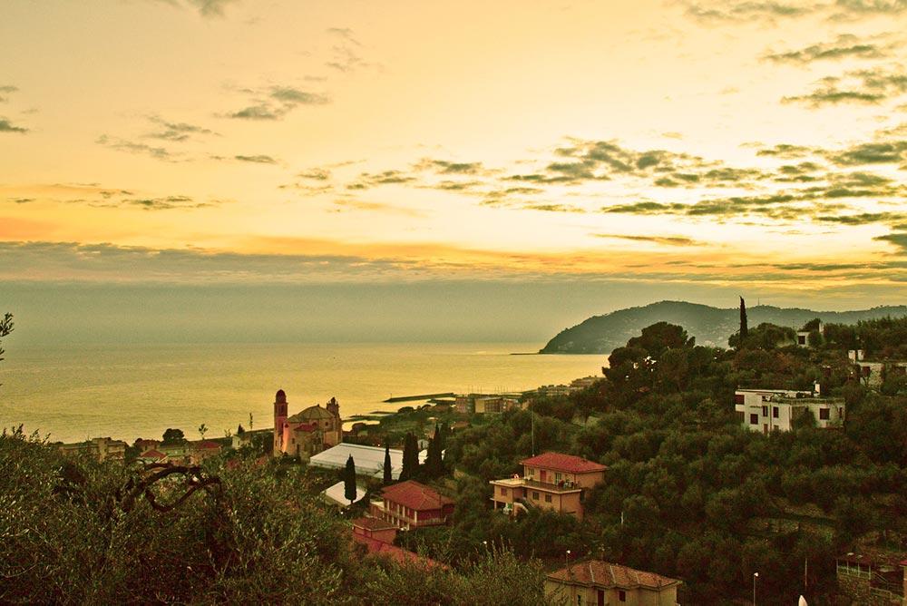Cervo, Riviera ligure di Ponente, Liguria