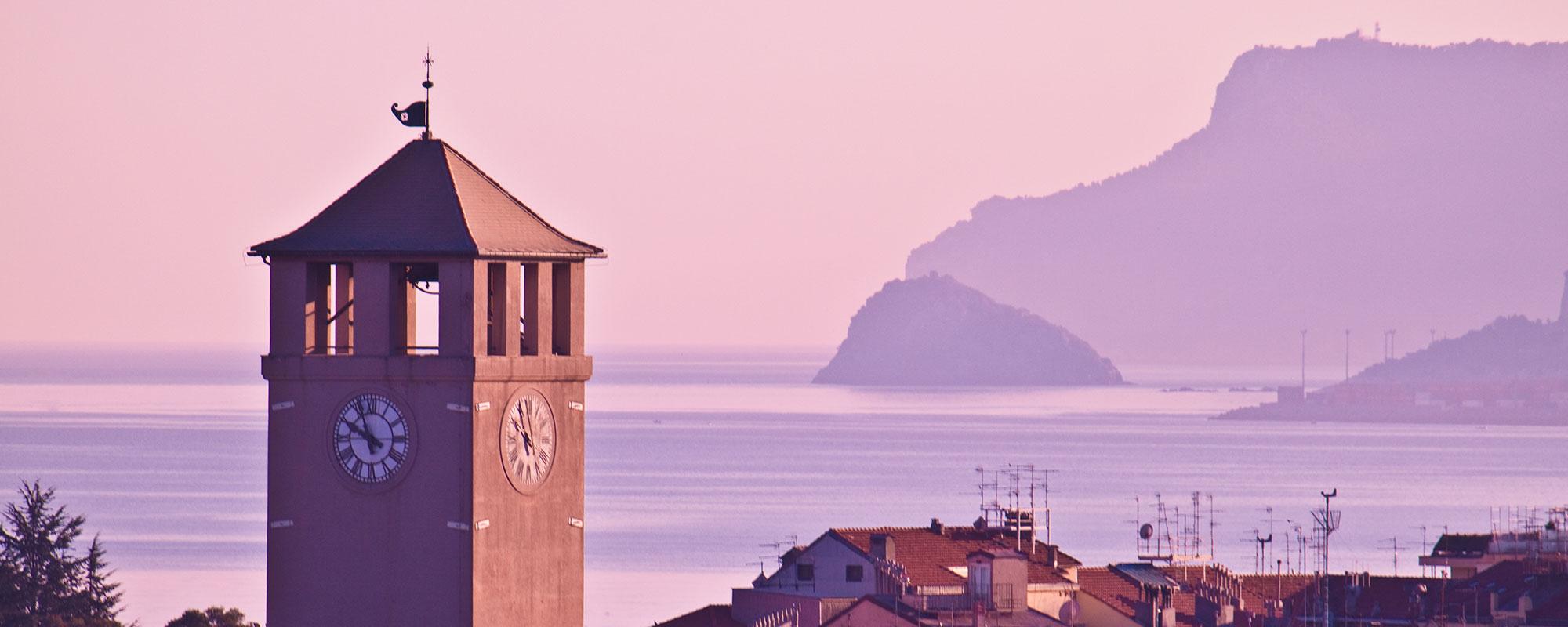 Complesso monumentale del Brandale, Riviera ligure di Ponente, Liguria