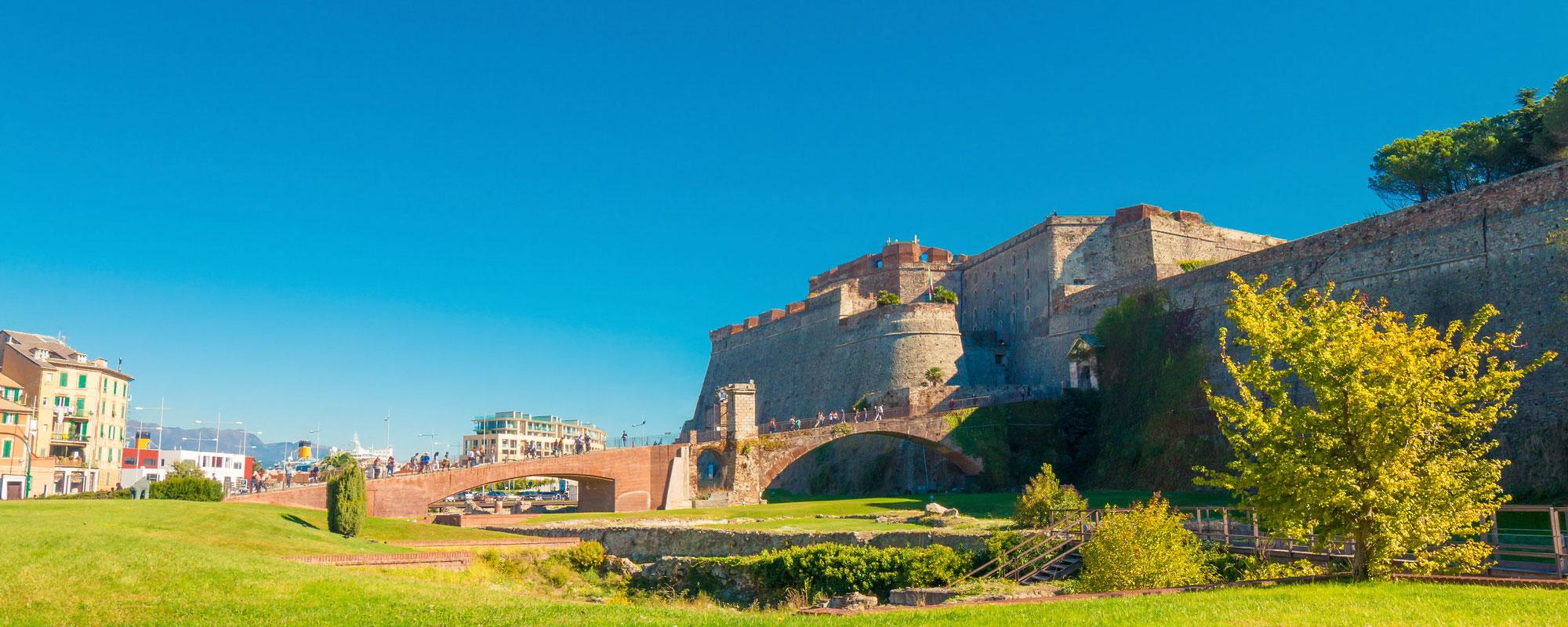 Fortezza del Priamar, Riviera ligure di Ponente, Liguria