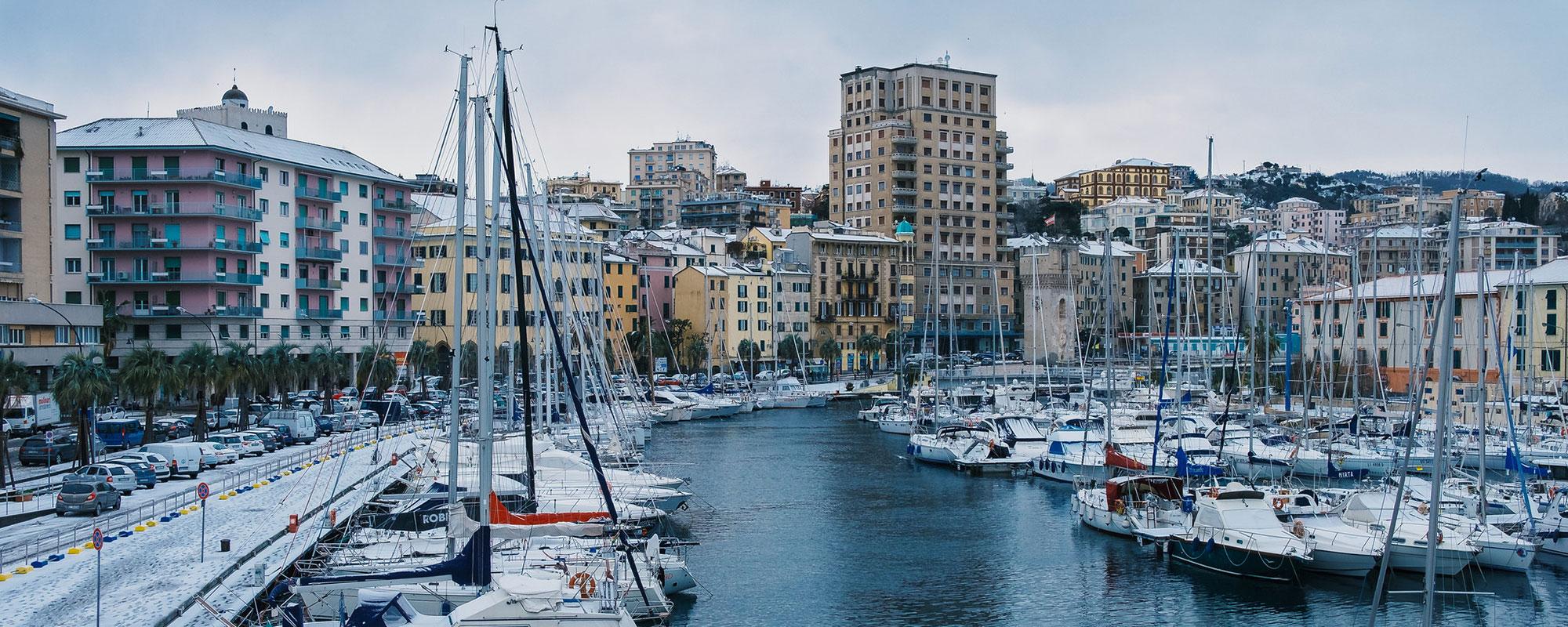 Savona, Riviera ligure di Ponente